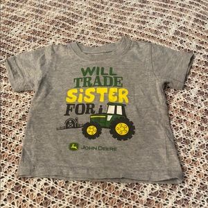 ❤️5 for $25❤️John Deere Boys T